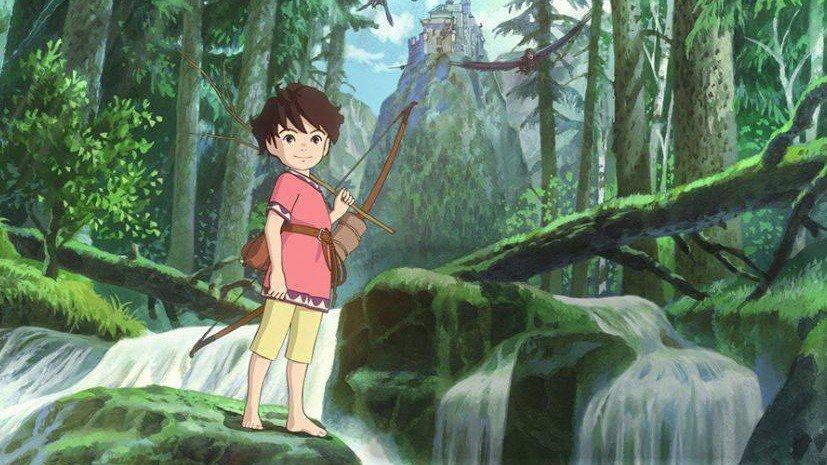 La serie de Studio Ghibli llegará a Occidente gracias a Amazon