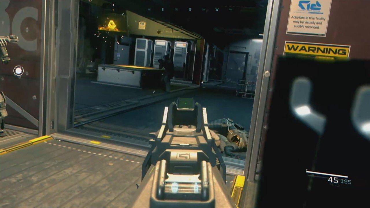 Call of Duty: Infinite Warfare permitirá desactivar el parkour en las partidas privadas