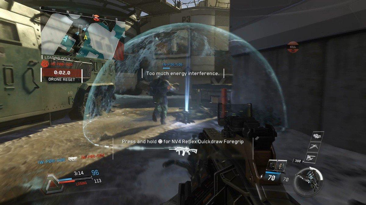 E-Sports: Gamepolis ofrecerá 2.500 euros por un torneo de Call of Duty: Infinite Warfare