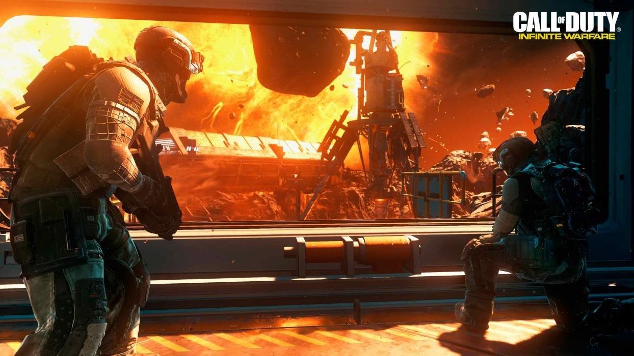Revelado el tamaño real de que Call of Duty: Infinite Warfare y Modern Warfare Remastered para consolas
