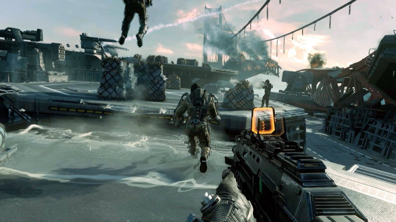 Call of Duty: Infinite Warfare permite jugar gratis a su multijugador este fin de semana