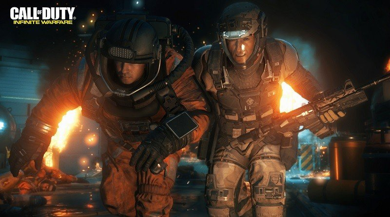 Activision anuncia nuevos modos de dificultad para Call of Duty: Infinite Warfare