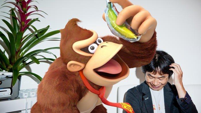 Donkey Kong: Shigeru Miyamoto revela todos los secretos de su desarrollo