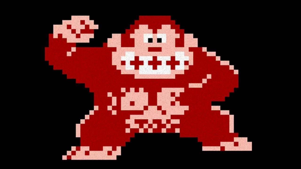 Sega estuvo a punto de hacer un arcade de Donkey Kong en el que aparcaba coches