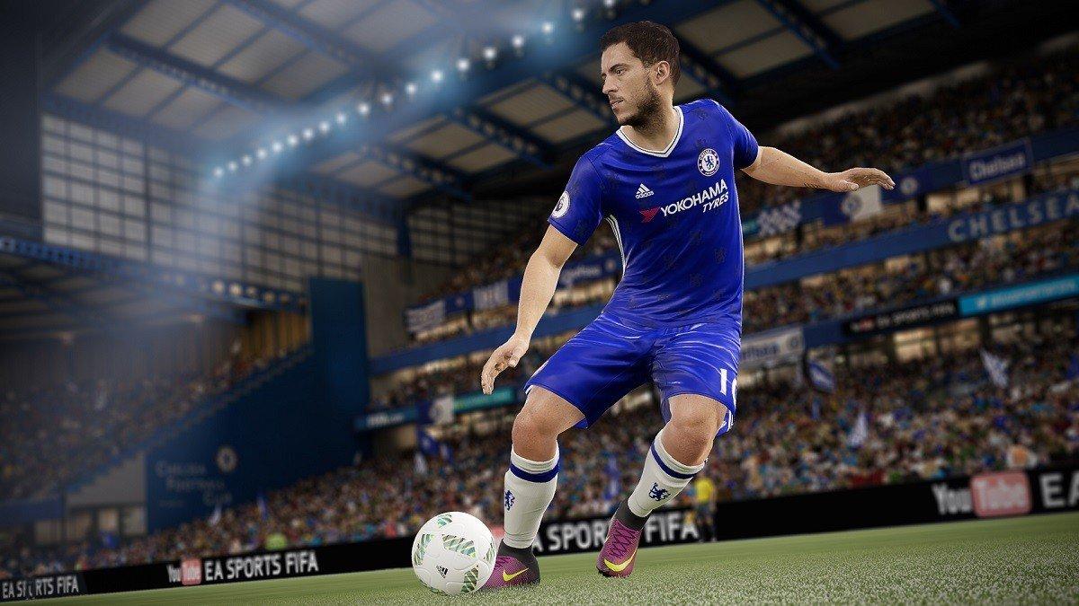 FIFA 17 podrá jugarse gratis del 24 al 27 de noviembre