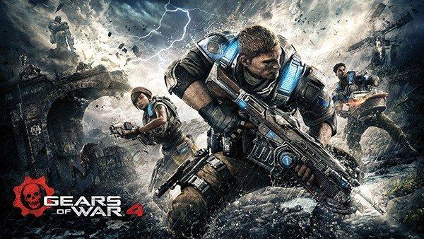 Vídeo-guía de logros y coleccionables de Gears of War 4