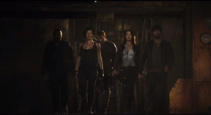 Resident Evil: El Capítulo Final presenta un nuevo tráiler en castellano