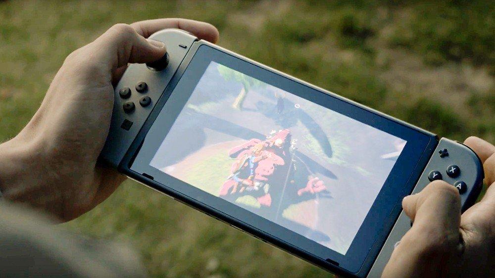 Nintendo Switch no será retrocompatible con Wii U ni 3DS