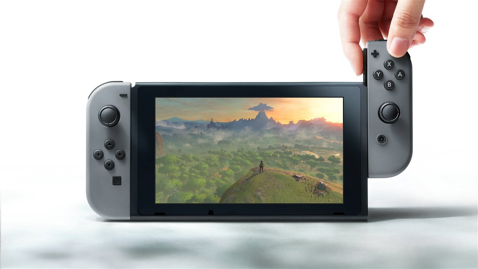 Nintendo Switch se presenta sin confirmar sus juegos third party