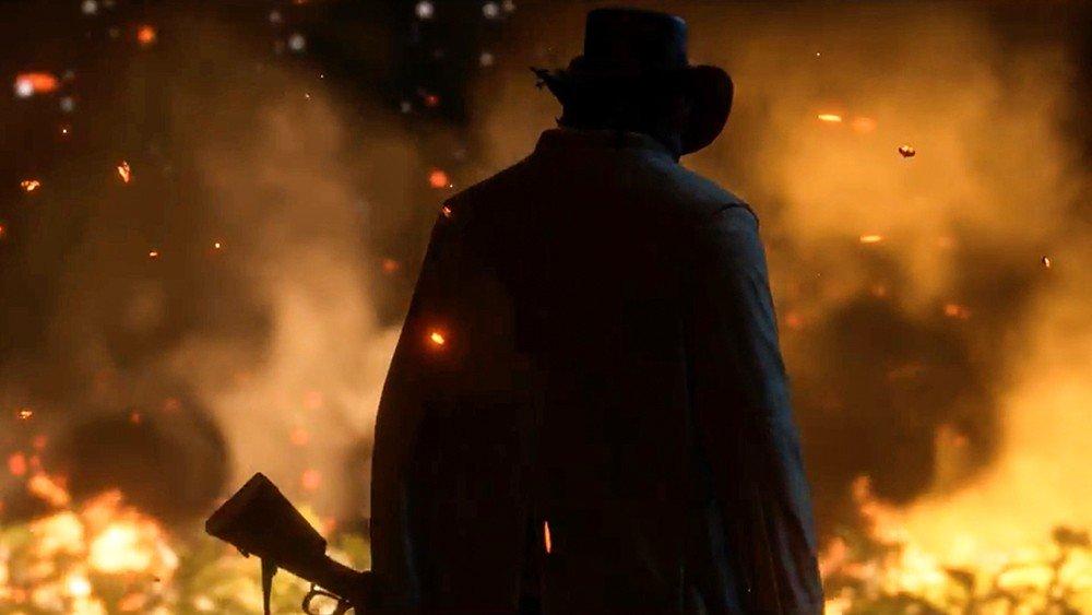 Red Dead Redemption 2 muestra su primer tráiler oficial