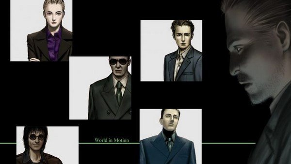The Silver Case presenta a sus personajes en un nuevo vídeo