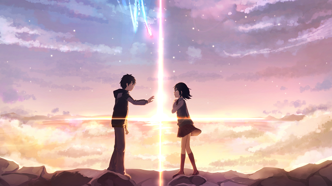 Your Name, el último éxito del anime, se queda fuera de los Oscars