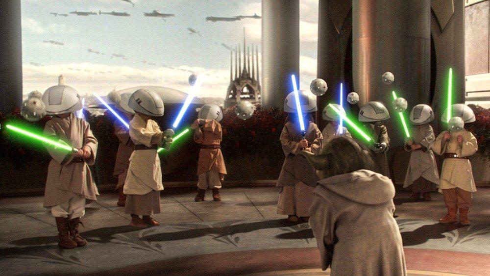 Star Wars: Lucasfilm demanda a una escuela Jedi