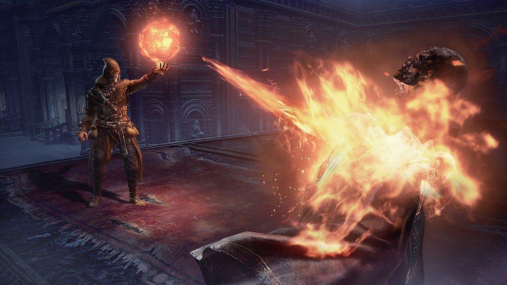 Dark Souls 3: El DLC Ashes of Ariandel llega antes a Xbox One por un error