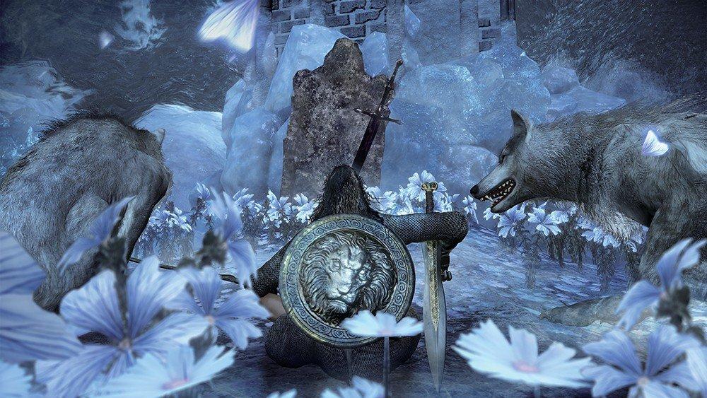 Dark Souls 3: Ashes of Ariandel muestra sus escenarios y enemigos en nuevas imágenes 4K