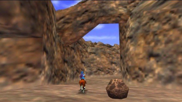 The Legend of Zelda: Breath of The Wild cuenta con un tráiler hecho en Ocarina of Time