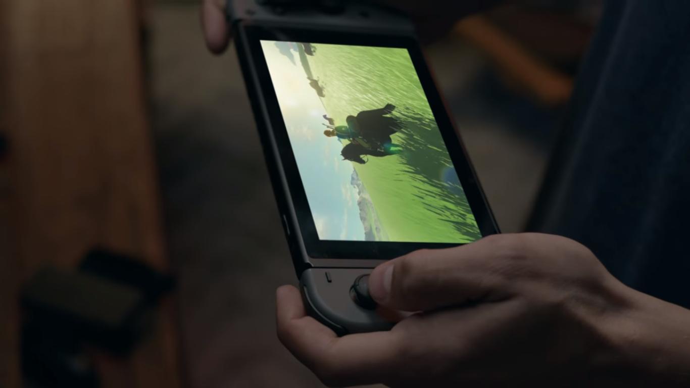 Un youtuber afirma poseer una Nintendo Switch