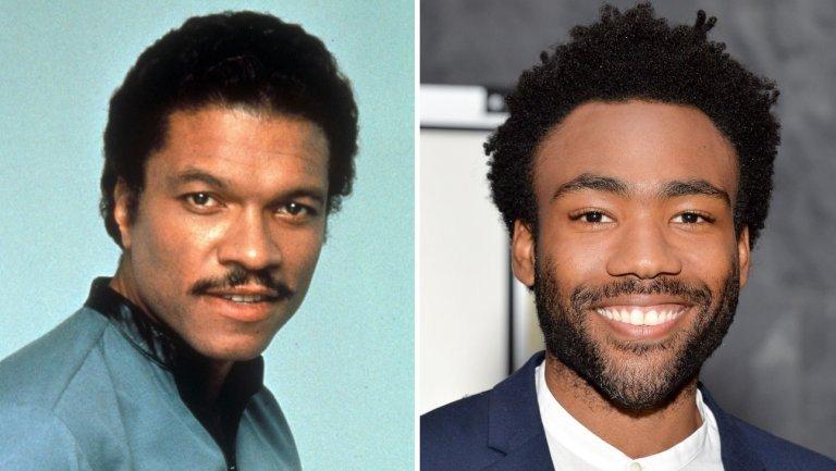 Star Wars: Donald Glover interpretará al joven Lando Calrissian