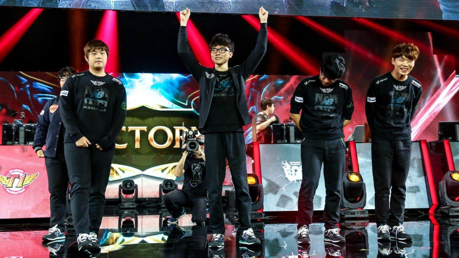E-Sports: SKT se mete en la final del Mundial de League of Legends y podría ser tricampeón