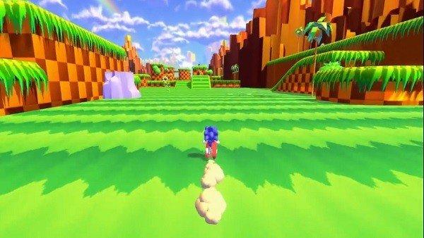 Sonic cuenta con un juego de mundo abierto hecho por un fan