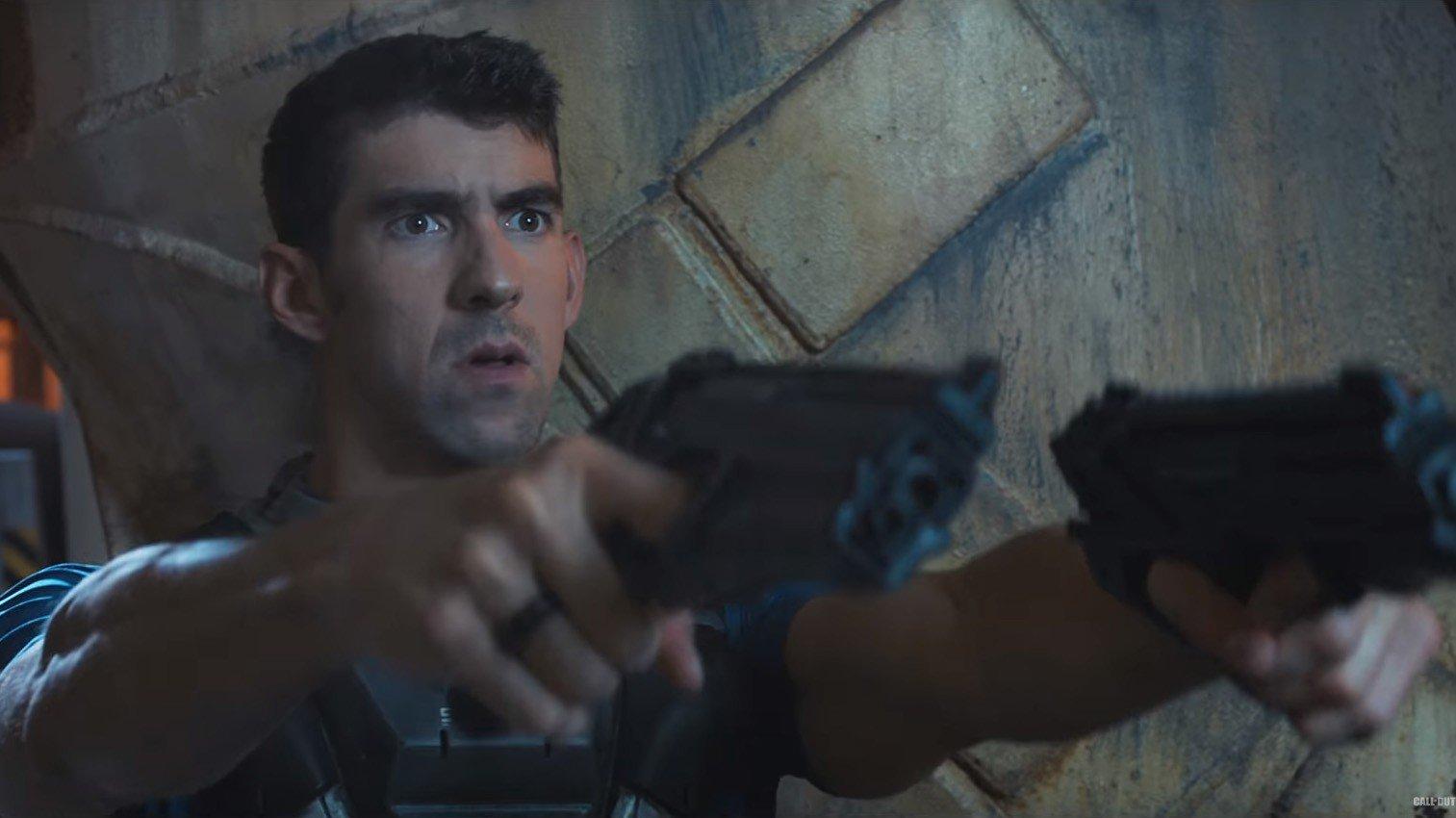 Call of Duty: Infinite Warfare se luce en un tráiler de acción real