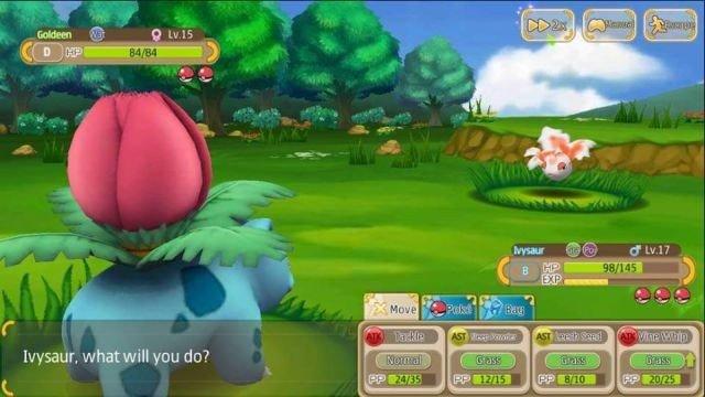 Pokémon tiene este espectacular clon en móviles