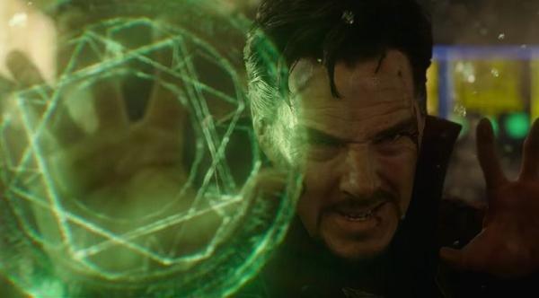 Doctor Strange: Benedict Cumberbach desvela el rodaje de su escena más espectacular