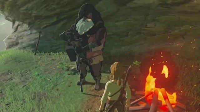 The Legend of Zelda: Breath of the Wild tiene paralelismos con el juego original