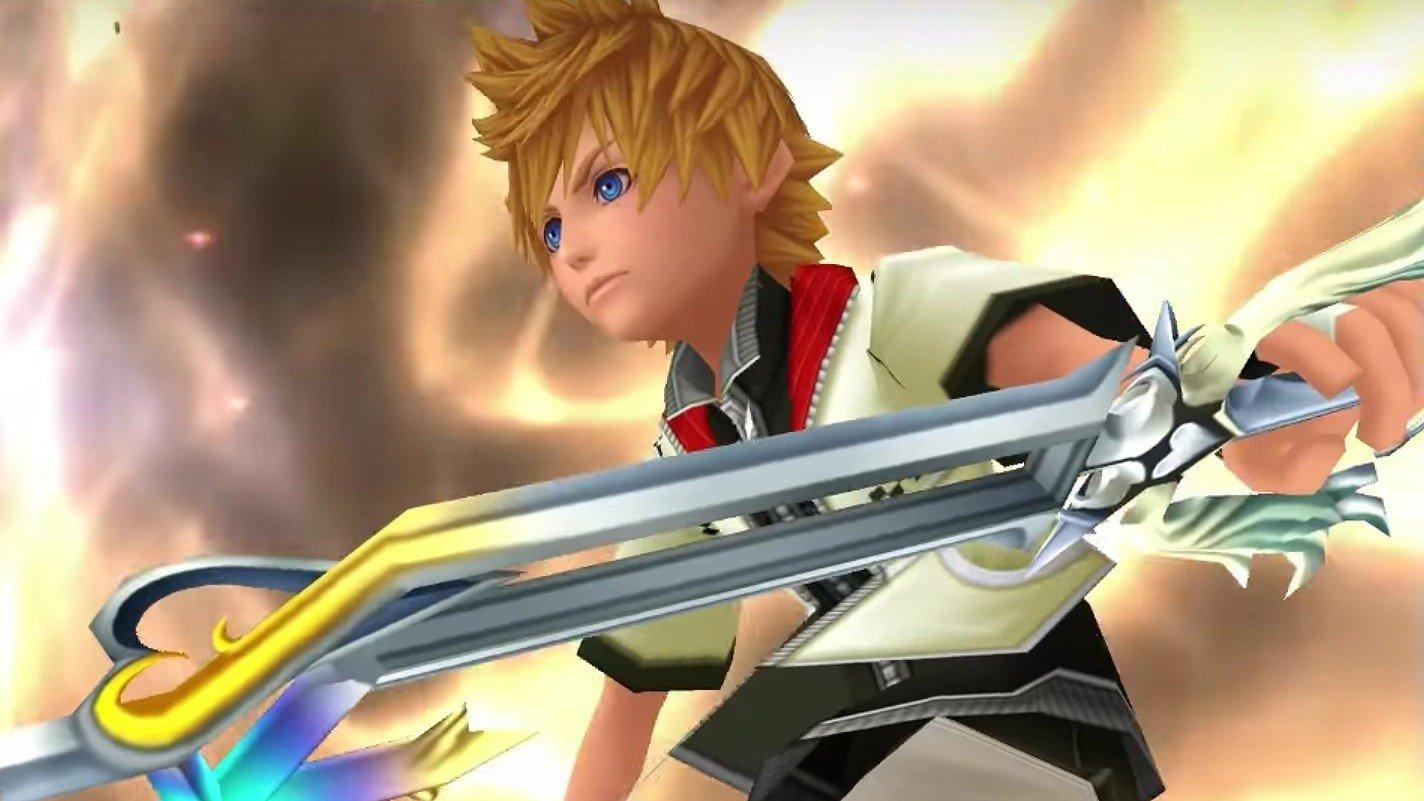 Kingdom Hearts HD 1.5 + 2.5 Remix es anunciado para PlayStation 4