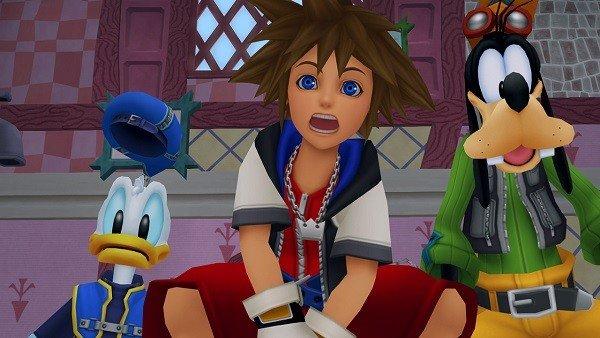 15 años después, la primera decisión de Kingdom Hearts sigue siendo dura