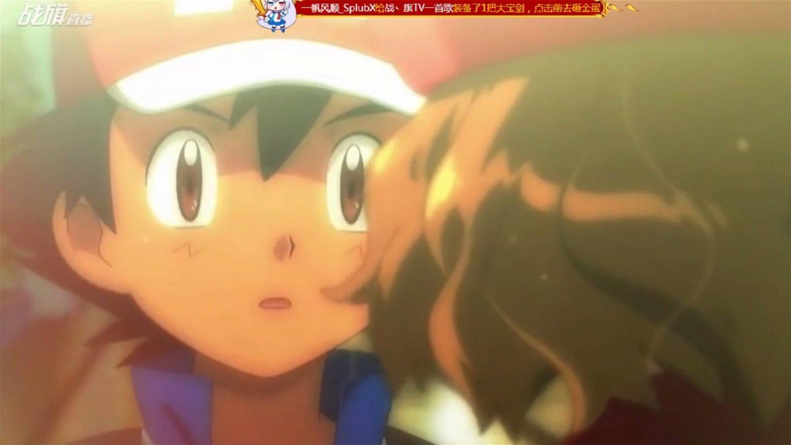 El anime de Pokémon al fin podría haber introducido algo de salseo ...