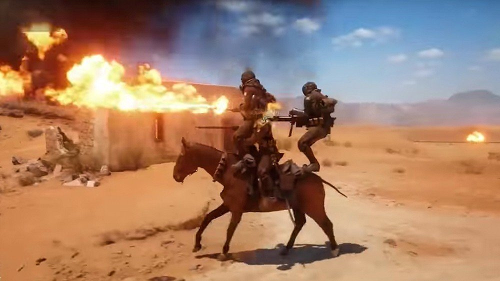 Battlefield 1: Sus momentos más divertidos hasta ahora