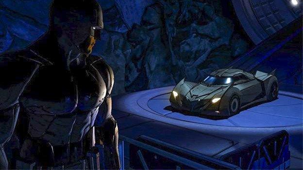 Batman: The Telltale Series llega gratis a Android