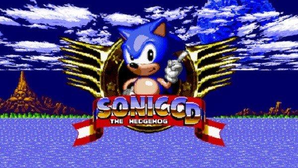 Sonic CD está disponible gratis en iOS