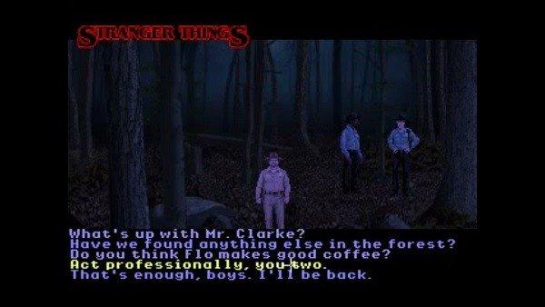 Stranger Things se transforma en una aventura gráfica con este juego creado por fans