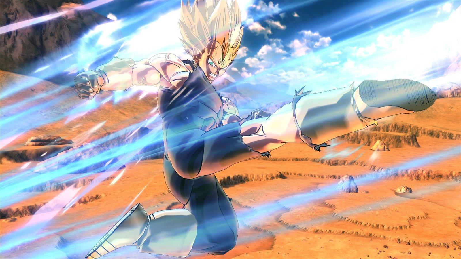 Dragon Ball Xenoverse 2 incorpora a Cabbe y Frost con su primer DLC