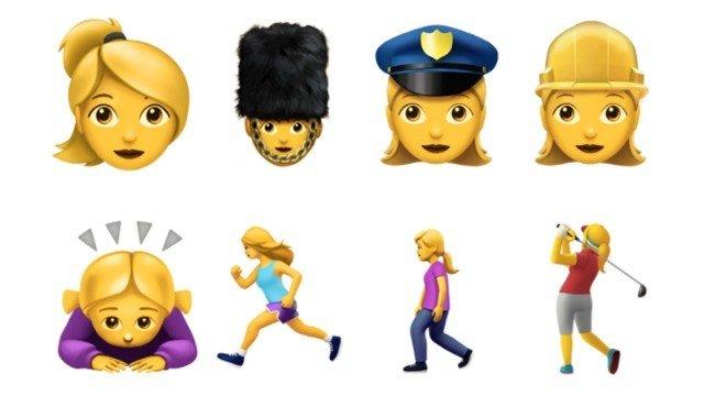 Estos son los nuevos emojis que llegará a iOS