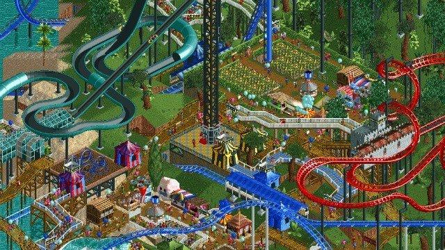 Rollercoaster Tycoon, mañana en nuestro AlfaBetaRETRO