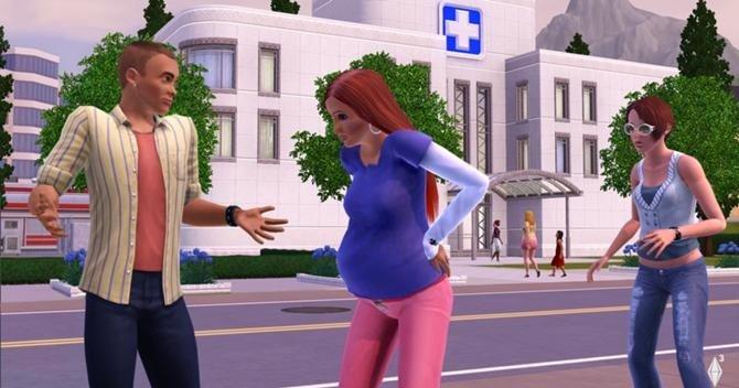 Los Sims: Los jugadores siguen extrañas técnicas para tener el bebé soñado