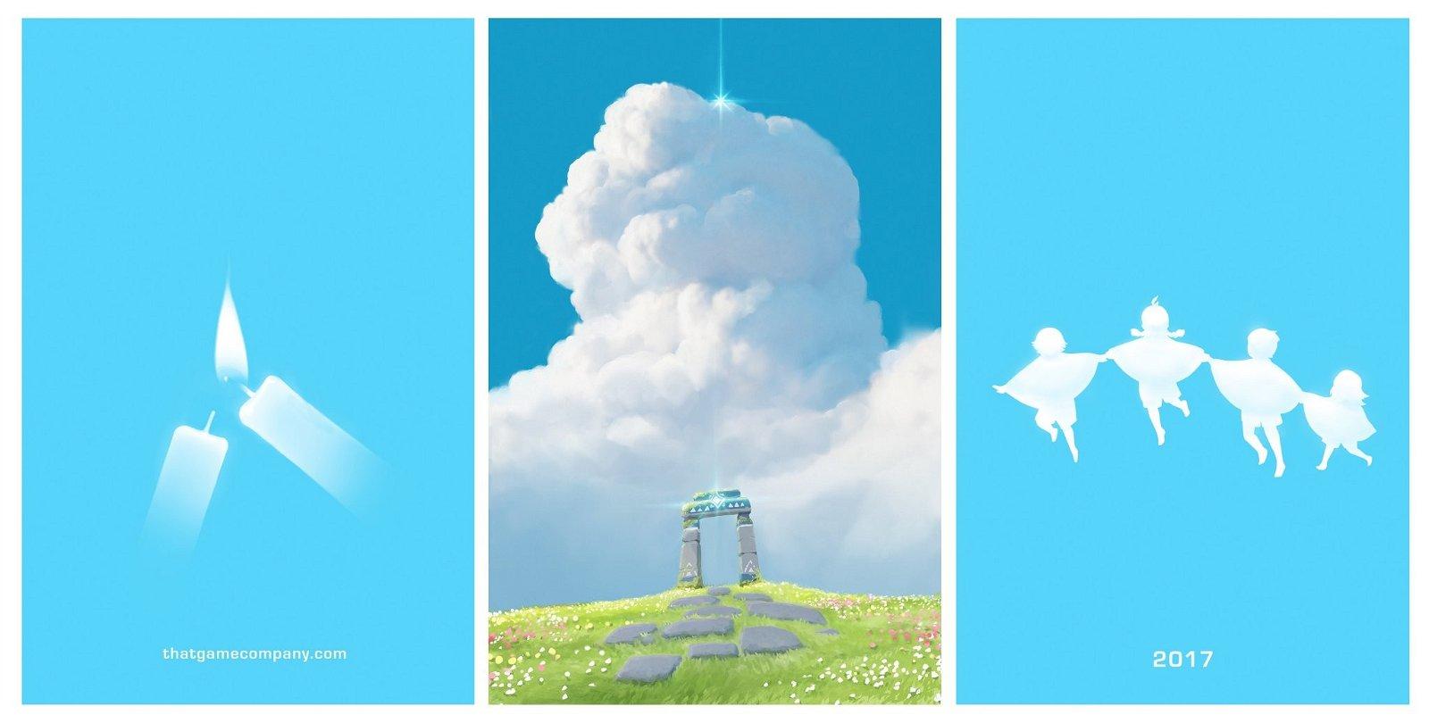 Los creadores de Journey muestran las primeras imágenes conceptuales de su nuevo juego