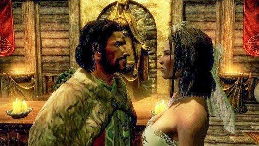 Un jugador de Skyrim: Special Edition reclama un récord mundial por ser el más rápido en casarse