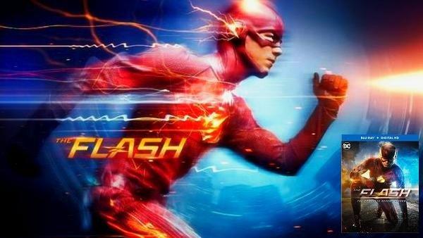 The Flash: Análisis del Blu-ray de la Temporada 2