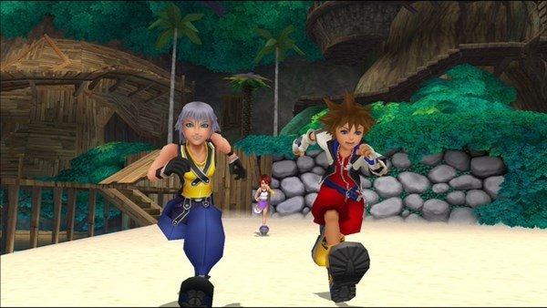 AlfaBetaTOP: Kingdom Hearts HD 1.5 + 2.5 ReMIX sigue siendo el videojuego más popular