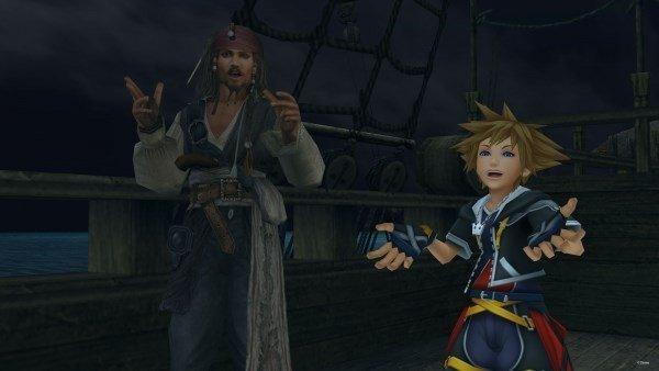 Kingdom Hearts HD 1.5 + 2.5 ReMIX: Square Enix muestra en un vídeo cómo serán los combates