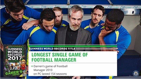 Football Manager 2010: Supera el Récord Guiness después de ¡154 años entrenando a un club!