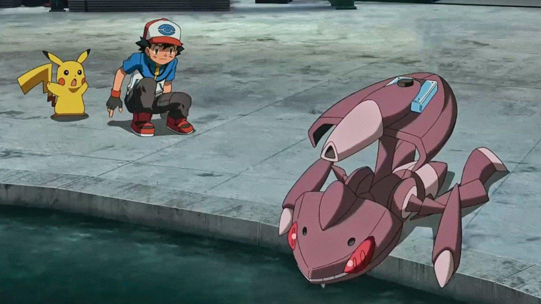 Pokémon: Genesect puede conseguirse gratis durante  este mes