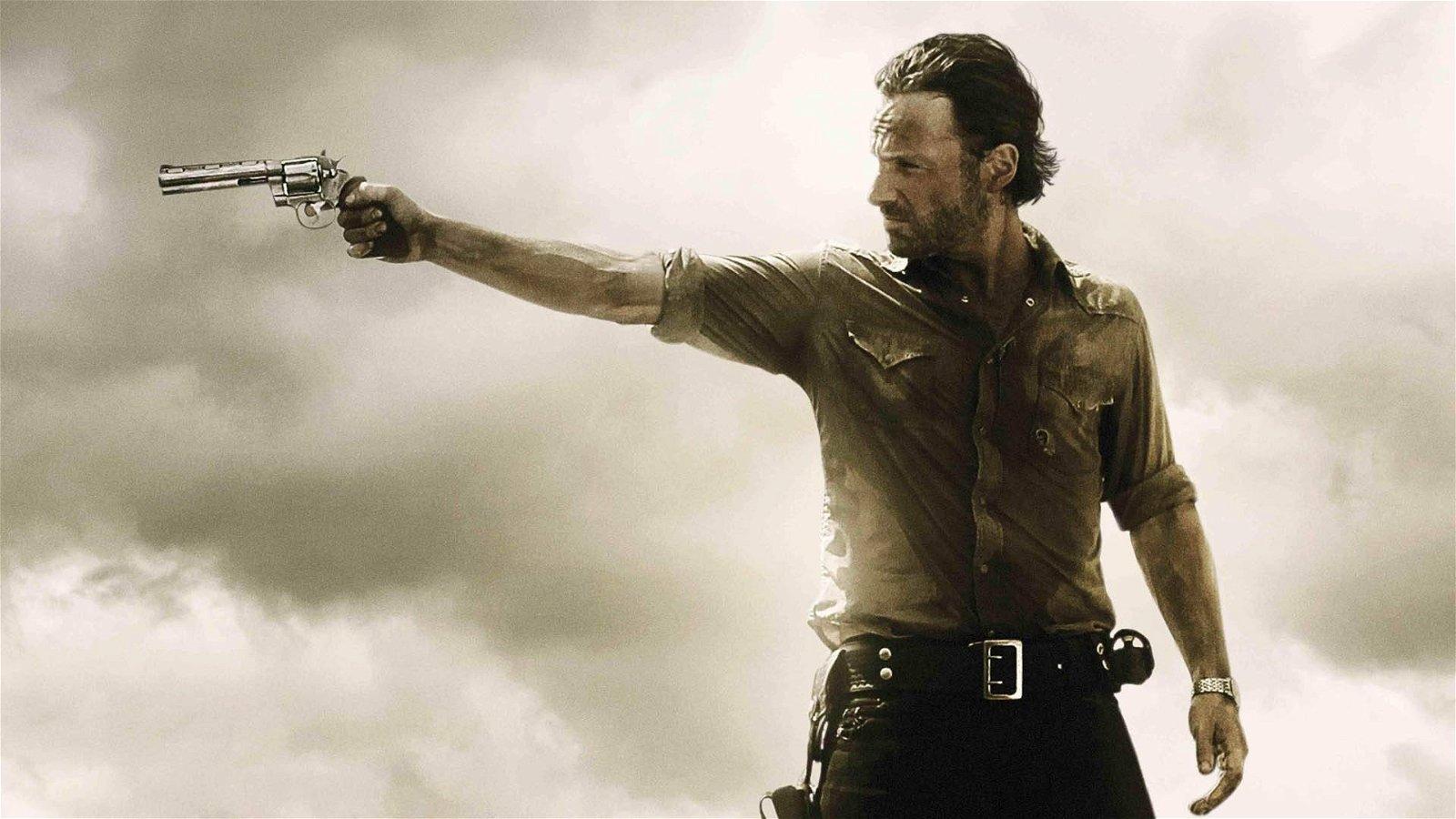 The Walking Dead: Su creador no revelará el final de la historia a los responsables de la serie