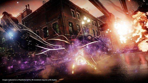 InFamous Second Son y First Ligth detallan las características de su versión en PlayStation 4 Pro