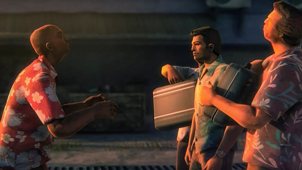 AlfaBetaRETO de Grand Theft Auto: Vice City