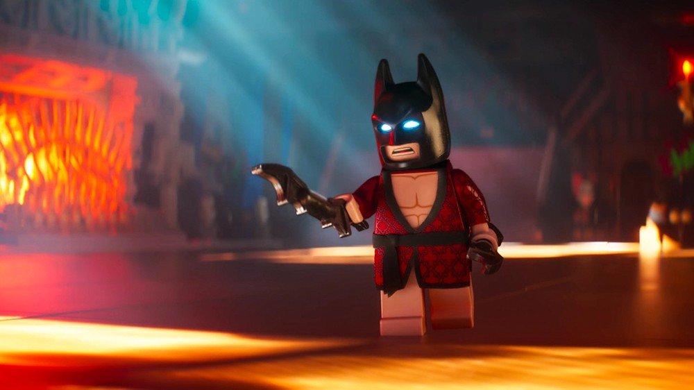 Lego Batman: La película presenta un nuevo tráiler